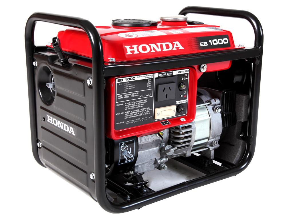 Generador electrico honda eb1000 for Generador electrico honda precio
