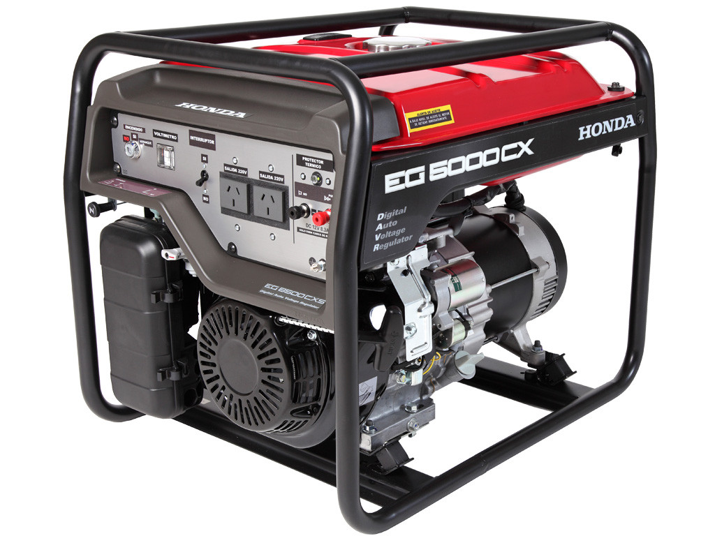 Generador electrico honda eg5000cx for Generador electrico honda precio