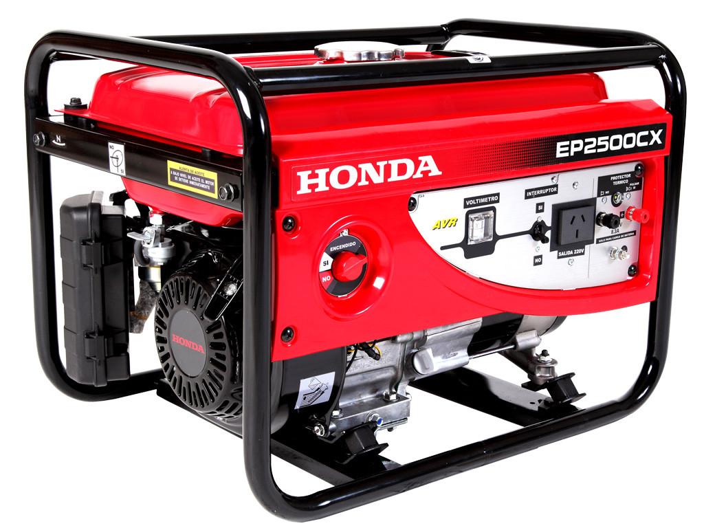 Generador electrico honda ep2500cx - Generadores de gasolina ...