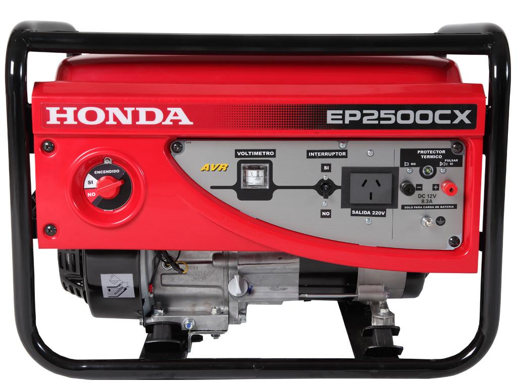 Generador electrico honda ep2500cx
