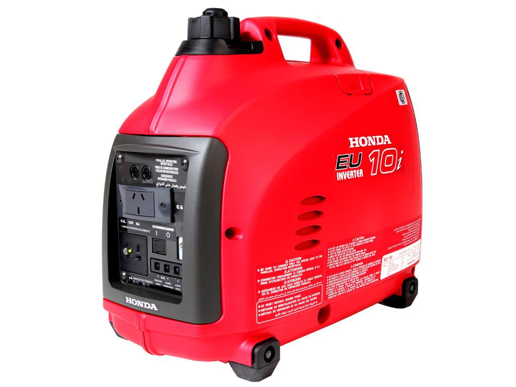 Generador electrico honda eu10 for Honda jardin 78