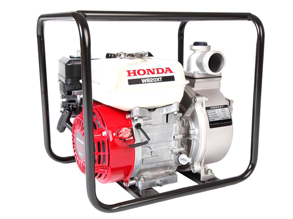 Motobomba honda wb20 xt for Honda jardin 78