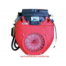 Motor Hurricane M-620 20HP