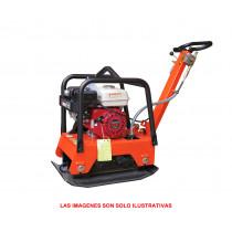 Placa Vibradora Temuco Reversible TPC125-R