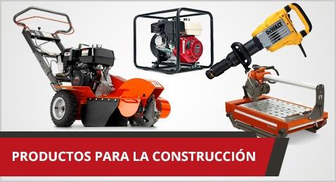 Productos Construción