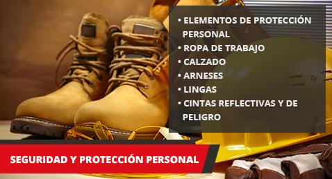 Seguridad y Protección Personal
