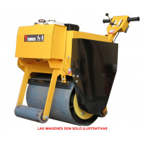 Rodillo Compactador Simple Temuco TSR-600H