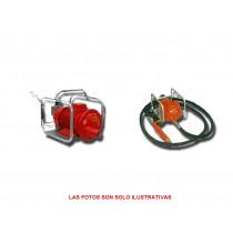Vibrador de Inmersión Trifásico Flexibon VF/78 serie B