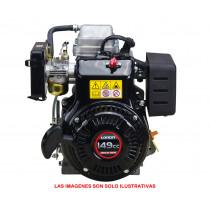 Motor Loncin LC165-3H  4HP