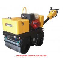 Rodillo Compactador Doble Temuco TDR-800H